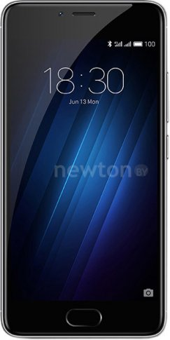 Смартфон MEIZU M3s mini 32GB Gray