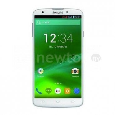 Смартфон  Philips I928 White