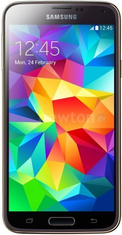 Смартфон  Samsung Galaxy S5 Duos 16GB Copper Gold [G900FD]
