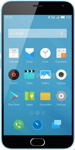 Смартфон MEIZU M2 Note (16GB)