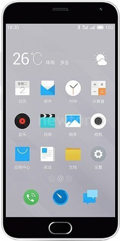 Смартфон MEIZU M2 Note 32GB White