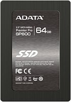 SSD  A-Data Premier Pro SP600 64GB (ASP600S3-64GM-C)