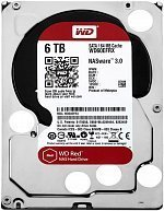 Жесткий диск  WD Red 6TB (WD60EFRX)
