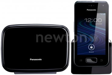 Радиотелефон  Panasonic KX-PRX150RUB