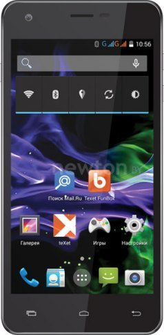 Смартфон  TeXet X-slim TM-4782