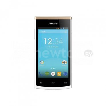 Смартфон  Philips S308 White