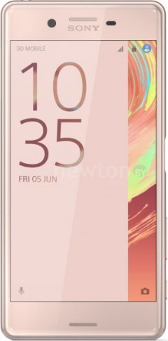 Смартфон  Sony Xperia X Performance Rose Gold