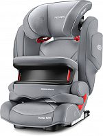 Автокресло RECARO Monza Nova IS Aluminium Grey