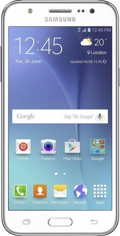Смартфон  Samsung Galaxy J5 White [J500H/DS]