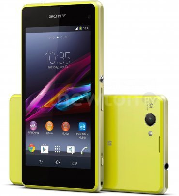 Смартфон  Sony Xperia Z1 Compact Black Lime