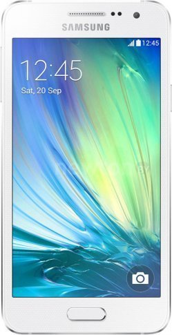 Смартфон  Samsung Galaxy A3 (A300F/DS) White